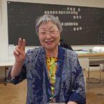 伊藤てる子 緑一色 9月7日 鎌倉腰越教室