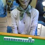 村上弘子 四暗刻 10月27日 下落合教室