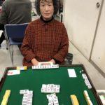 森佳帆子 四暗刻 2月5日 八王子川口教室
