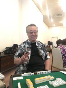 山田武裕 大三元 8月5日 大田支部