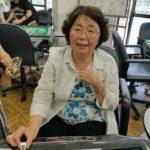 海野璋江 国士無双 7月29日 小金井支部
