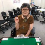 大塚任子 四暗刻 8月28日 調布支部