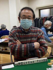 吉田明 国士無双 1月18日 大田支部