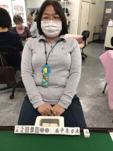 小前京子 国士無双 3月26日 目黒支部