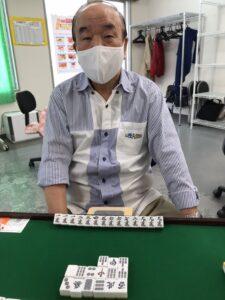 塚田 正雄 九蓮宝燈 5月11日 目黒支部