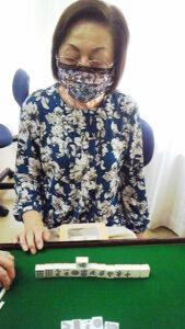 山田知恵子 国士無双 5月26日 練馬教室