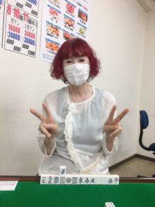 鹿子木まさ子  国士無双 5月10日 練馬支部