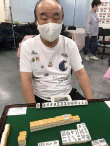 塚田正雄 四暗刻 7月9日 目黒支部