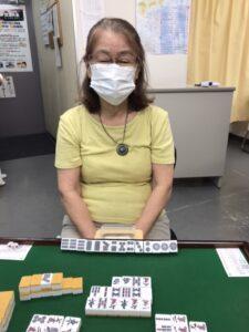 伊須田栄子 九蓮宝燈 7月13日 目黒支部