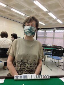 川岸弓子 四暗刻 9月1日 中野教室