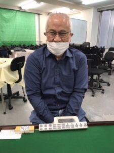 石渡健道 四暗刻 10月12日 目黒支部