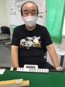 塚田正雄 四暗刻 10月12日 目黒支部